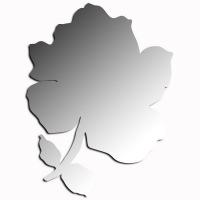 """Декоративное зеркало """"Цветок"""""""
