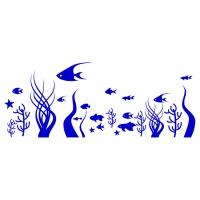 Виниловая наклейка «Подводный мир»