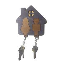 """Ключница """"Дом для двоих"""""""