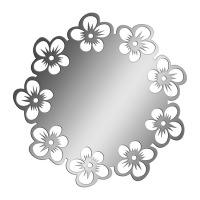 """Декоративное зеркало """"Поляна цветов"""""""