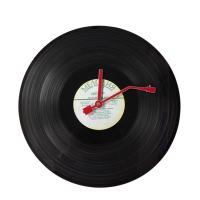 """Декоративные часы """"Виниловая пластинка"""""""