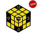 """Декоративные часы """"Куб"""""""