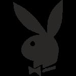 """Наклейка на автомобиль """"Playboy"""""""