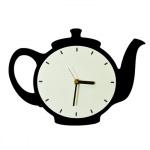 Декоративные часы «Чайничек»