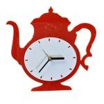 Декоративные часы «Чайник»